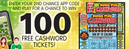 Bonus Play Cashword | Idaho Lottery