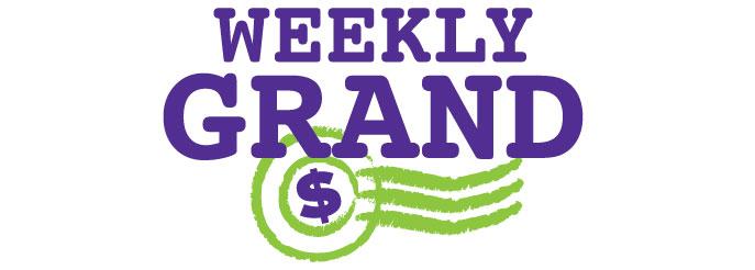 Weekly Grand Logo