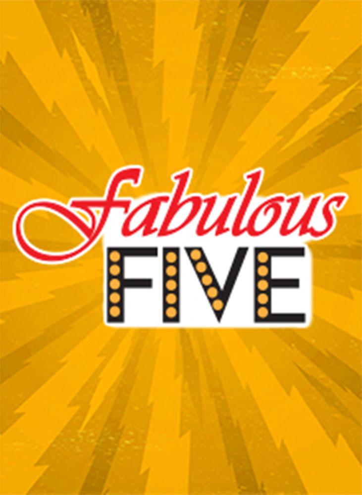 Fabulous Five | Idaho Lottery