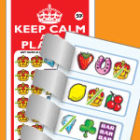 Keep Calm and Play On Step 2