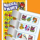 Musical Fruit Step 2