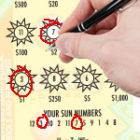 Sizzlin' Summer Cash Step 2